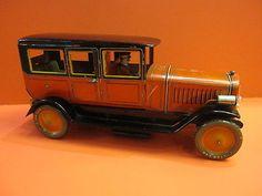 KK PRE WAR STAR CAR JAPAN Wind up 1925 DISTLER