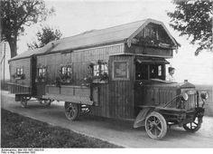 Vintage camper 1922