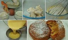 TUTO : FONDANT AU NOUGAT FACILE ET RAPIDE Saveur, Fondant, Muffin, Pudding, Breakfast, Desserts, Food, Sweets, Greedy People
