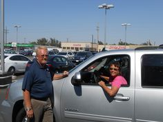 Darrell Six sold Joseph Graham 12 yukon