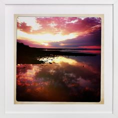Irish Sunset 2 by Margaret Hine at minted.com