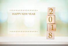 New Beginning 2018 New Year Greeting Pic