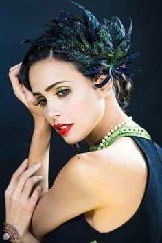 Luciana, 40's #makeup