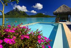 Bora Bora...yes please!