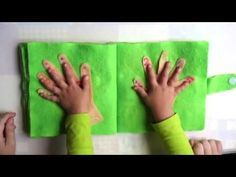 How to Make a Quiet Book – Includes 11 Inside pages (All NO Sew!) | Powerful Mothering