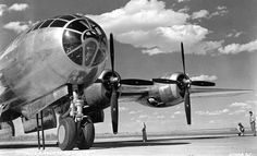 THE NOSE WITHOUT ART B-29