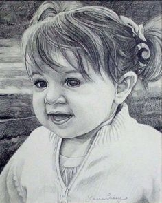 Graphite drawing by Lacie Oakey