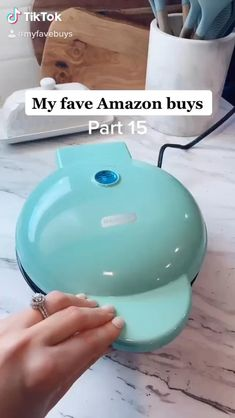 Amazon Hacks, Amazon Gadgets, Cool Gadgets To Buy, Home Gadgets, Cooking Gadgets, Best Amazon Buys, Best Amazon Products, Donut Maker, Things I Need To Buy