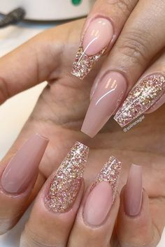 50 Ultra Popular Nail Art Design Ideas @solinsnaglar Beautiful Nail Art, Gorgeous Nails, Love Nails, Pretty Nails, My Nails, Drip Nails, Acrylic Nails, Nail Polish Designs, Nail Art Designs