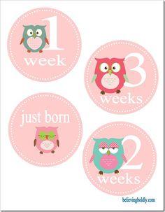 Onesie Sticker Girl 1 SJB