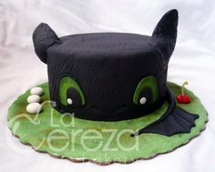 Image result for toothless cake