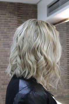 #cabelo #medio #ondas #cabelomedio #cabelocurto #curto #shorthair #short #bob #messy