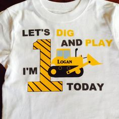 Any Number Birthday Toddler Kids Poly Cotton 34 Sleeve Baseball Shirt Baby Toddler Kids Shirt First 1st to 10th Birthday I/'m Just Being