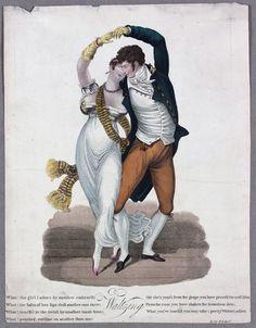 Regency Dance: The Waltz