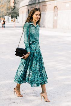 Milán Fashion Week-Street style day 3