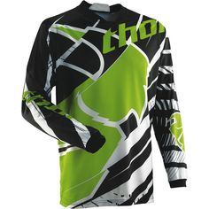 Thor Phase S14 Mask Motocross Jersey  Description: The Thor Phase S14 Mask Motocross MX Shirt is packed       with features..              Specifications include                       Shaped Knit Cuffs and Collar – For less restriction                    Moisture Wicking Micro-Mesh Construction – Enhanced circulation    ...  http://bikesdirect.org.uk/thor-phase-s14-mask-motocross-jersey-7/