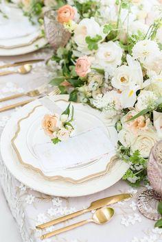 Karas Party Ideas Park Chateau Garden Wedding   Karas Party Ideas