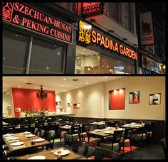I love the dried ginger beef here - my fav Szechuan in Toronto.  Except I have to go back an hour later when the craving hits again!