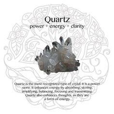 Crystals - Quartz