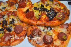 Sevgiden Esintiler: Karışık Pizza (Özel Soslu)