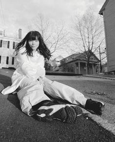 "someplacealongtheway: ""Björk by Rankin for Dazed & Confused """
