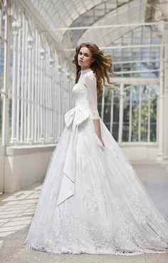 Bridal Runway Trends: Gorgeous Signore Maison Wedding Dresses;