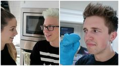 Messing Around In Zoe's Kitchen Marcus Butler, British Youtubers, 22 Years Old, Music, Face, Kitchen, People, Musica, Musik