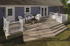 Deck Photos | Deck Designs & Plans | TimberTech
