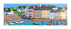 'Ferry Boat Inn' #Dittisham by Chas Jacobs £80