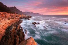 Valsbaai Zuid-Afrika