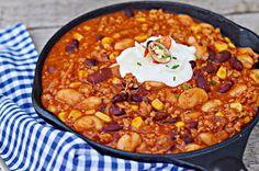 Rupanerkonyha: Gyors chilis egytál