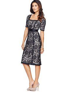 3b2e967db5e Evening Dress Littlewoods Classic Feminine Style