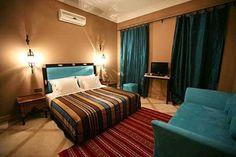 Chambre Fedala - Villa Amira et SPA - Marrakech