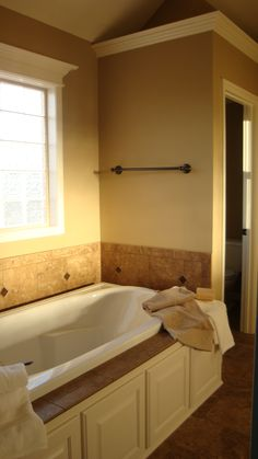 Whirlpool tub surround ideas tub access panel design for 6ft bathroom ideas
