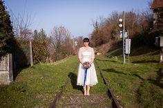Julie cute french bride