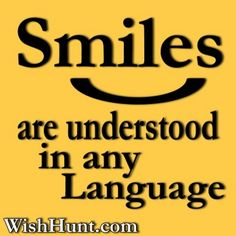 Inspiration - Smiles  Facebook/WishHunt