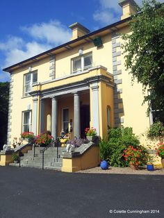 Echo Lodge Country House Hotel, Ballingarry, Co. Limerick - http://cakesbakesandotherbits.com/2014/09/03/overview-the-mustard-seed-at-echo-lodge/