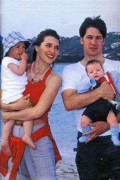 Tobias & Family - Tobias & his Family