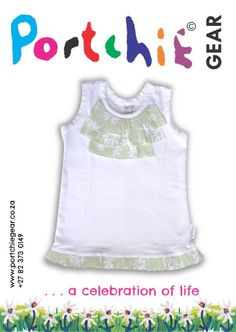 Girls #gabbotvest by #portchiegear - www.portchiegear.co.za
