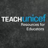 TeachUNICEF is a portfolio of global education teacher resources designed and collected by the U.S. Fund for UNICEF's Education Department for teachers, afterschool instructors, and parents.  Some of the sample lessons are very good. We piloted a unit on child labor that had some great elements.