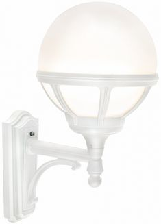 Vegglamper i klassisk design. Glasset er slagfast PMMA, med hvit kuppel. Lampen er vendt opp. Hjørnefeste finnes som tilbehør (art. 152). Bologna leveres i fargene sort og hvit. Lampen er en del av en serie som inneholder vegglamper som vender opp og ned, portstolpe, blomsterstolpe og teleskopstolper med 2 til 3 lykteh