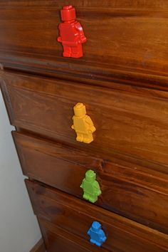 Bedroom Furniture Knobs custom lego knobs - would do solid white drawers with accent knobs