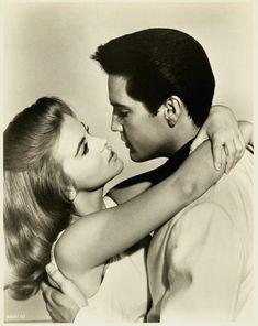 Elvis Presley & Ann-Margret in Viva Las Vegas (1964).