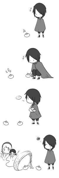 Trapping Sasuke