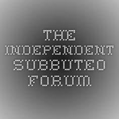 The Independent Subbuteo Forum