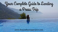 Press trips are the holy grail of travel blogging. This complete guide will tell you everything you need to know about landing a press trip and earning free travel with your blog!
