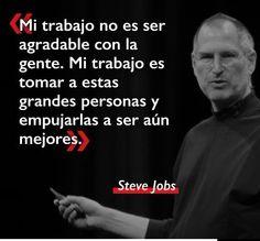 El gran #SteveJobs...