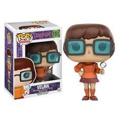Scooby-Doo Velma Pop! Vinyl Figure - Funko - Scooby-Doo - Pop! Vinyl Figures at Entertainment Earth