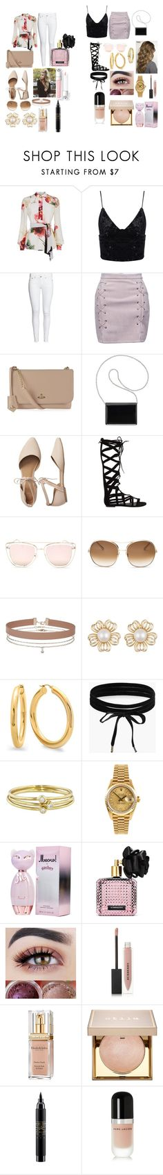"""""""night and day"""" by tyeshadshriver on Polyvore featuring Lanvin, WithChic, Vivienne Westwood, Nine West, Gap, Steve Madden, Quay, Chloé, Miss Selfridge and Boohoo"""