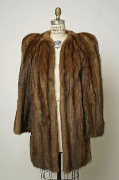 Coat  1930s  The Metropolitan Museum of Art